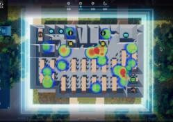 西安数据可视化模板轻松构建企业动态环境监测系统